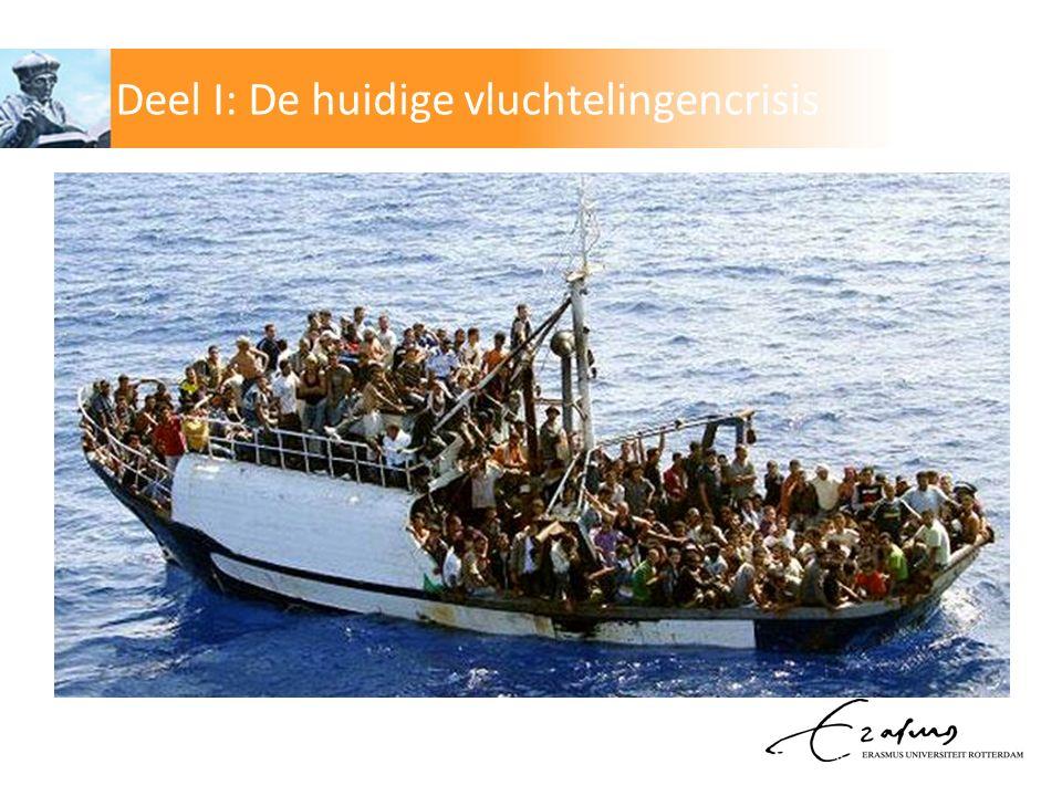 Deel I: De huidige vluchtelingencrisis