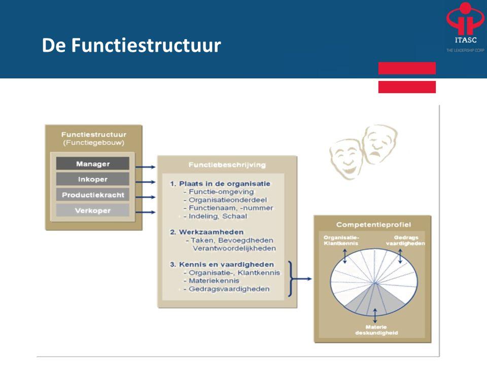 De Functiestructuur 10