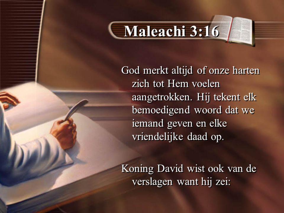 Maleachi 3:16