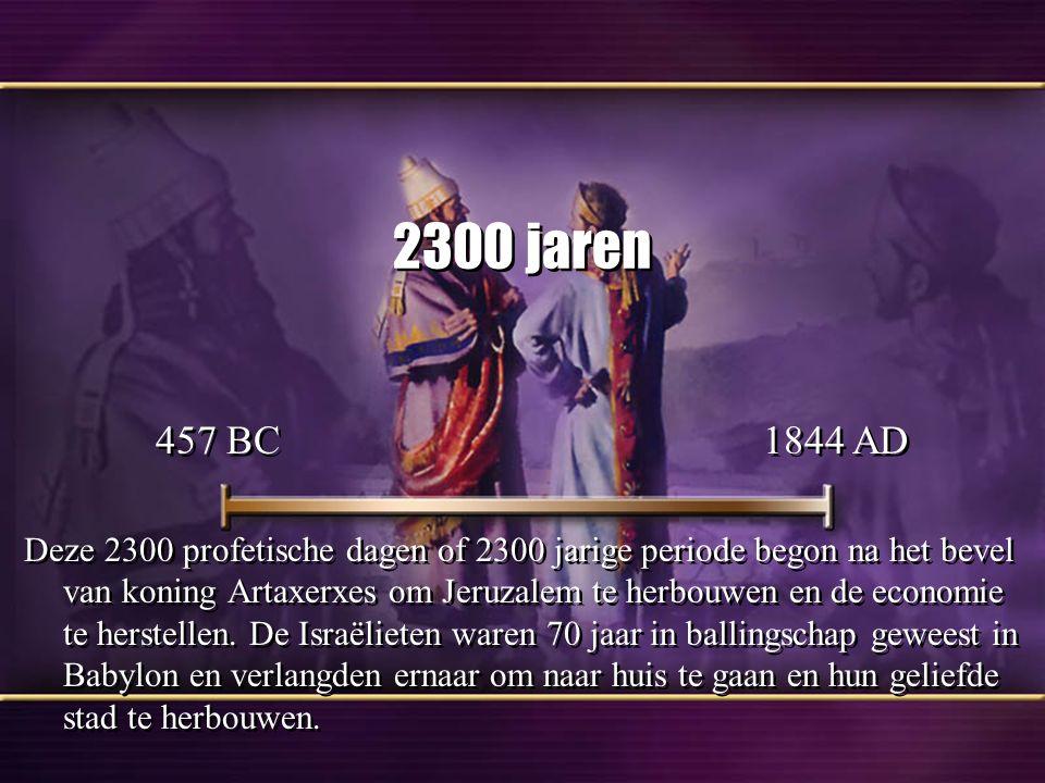 2300 jaren 457 BC. 1844 AD.
