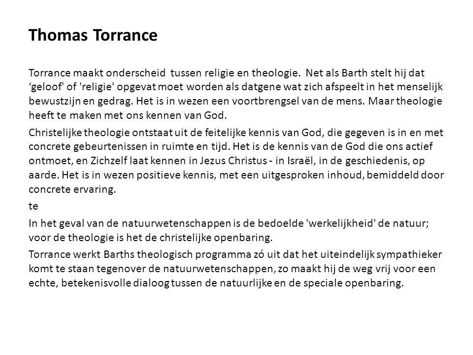 Thomas Torrance