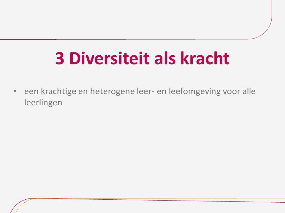 3 Diversiteit als kracht