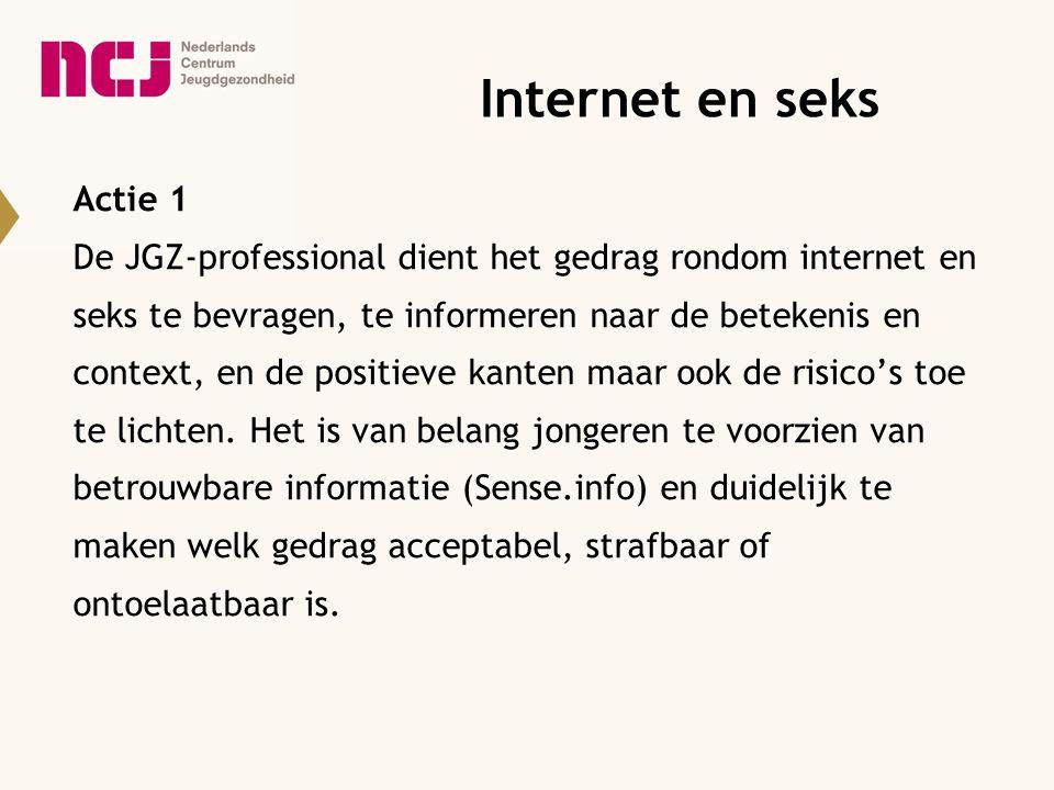 Internet en seks