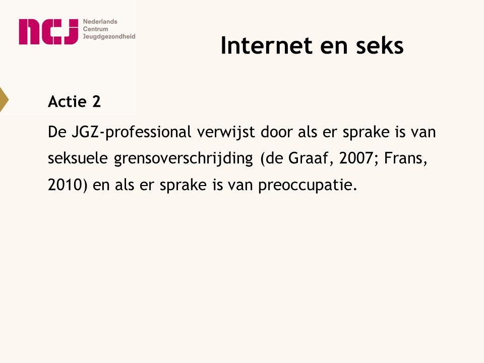 Internet en seks Actie 2.