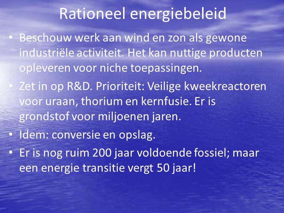 Rationeel energiebeleid