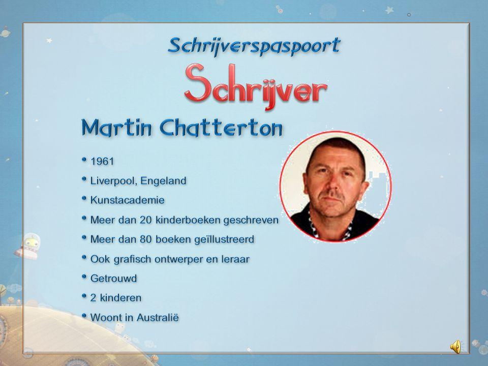 Schrijver Martin Chatterton Schrijverspaspoort 1961