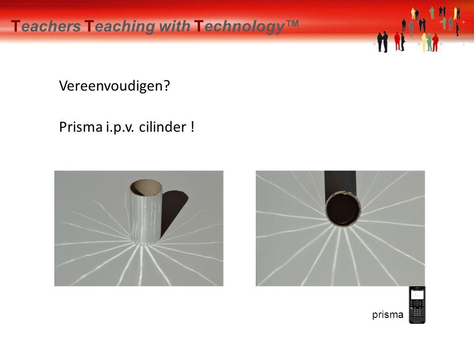 Onderzoek Teachers Teaching with Technology™ Vereenvoudigen