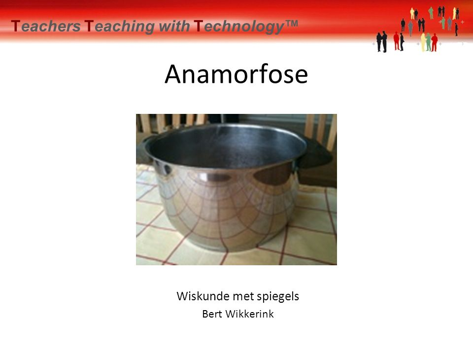 Wiskunde met spiegels Bert Wikkerink