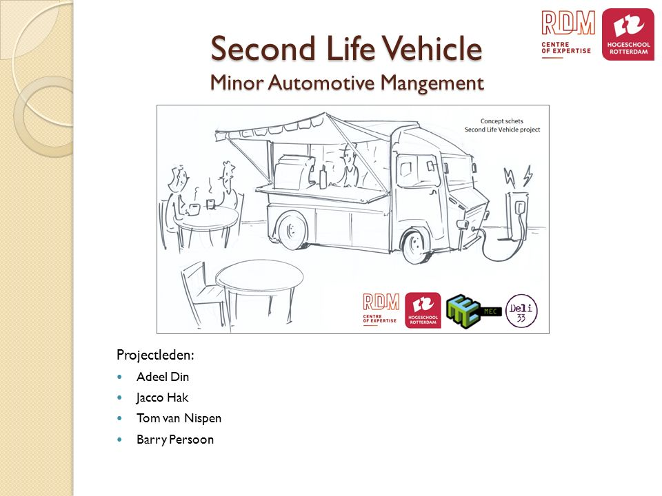 Second Life Vehicle Minor Automotive Mangement