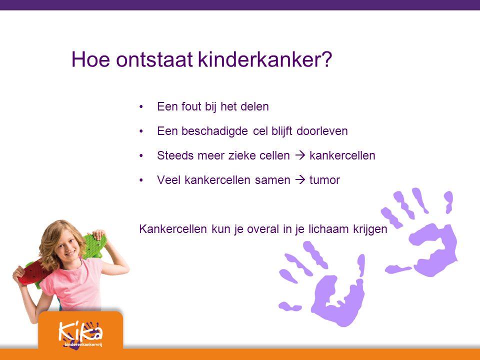 Hoe ontstaat kinderkanker