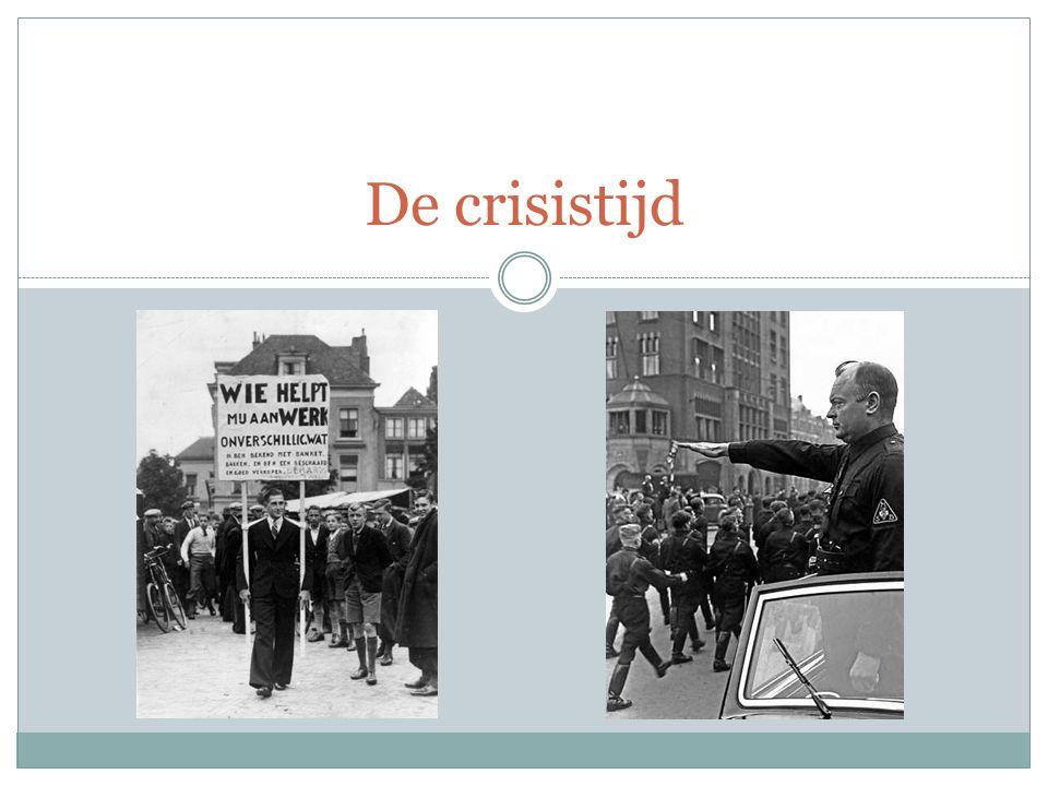 De crisistijd