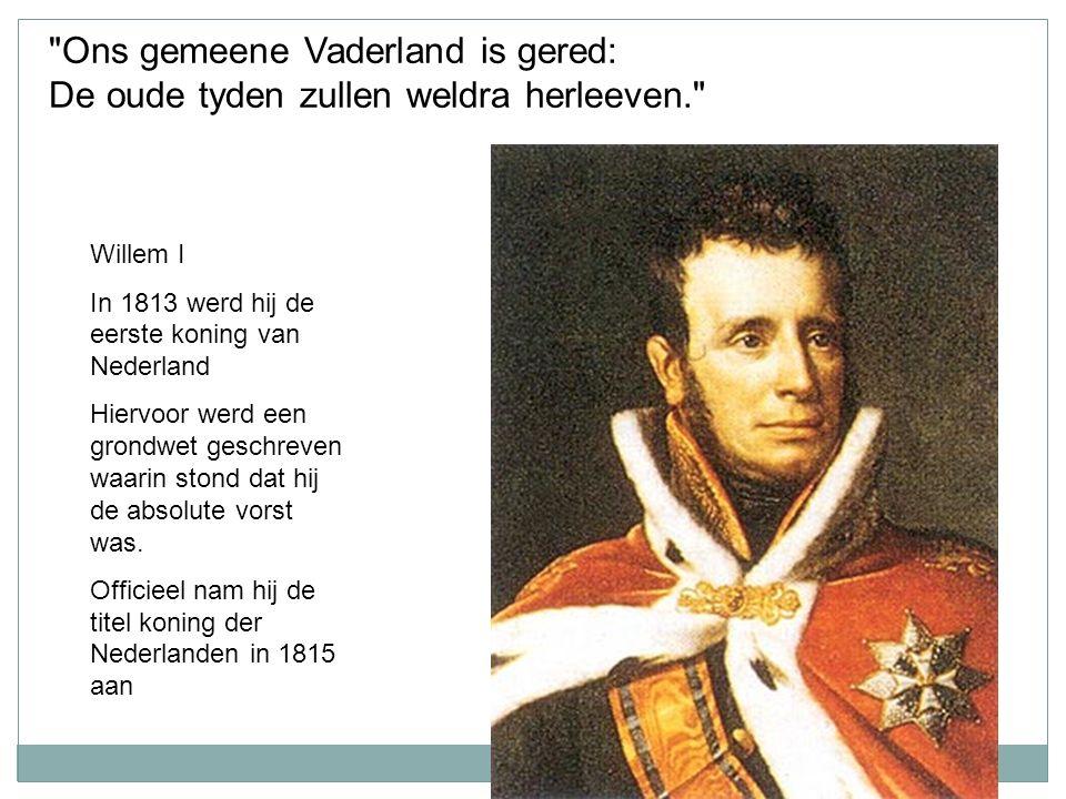 Ons gemeene Vaderland is gered: