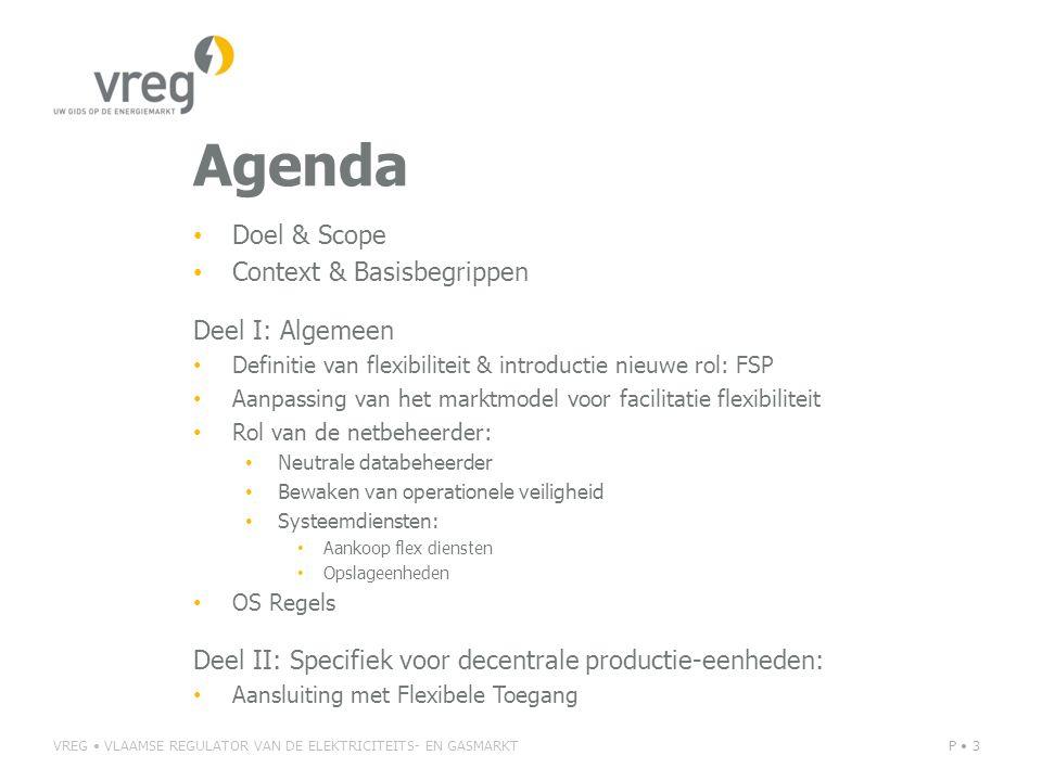 Agenda Doel & Scope Context & Basisbegrippen Deel I: Algemeen