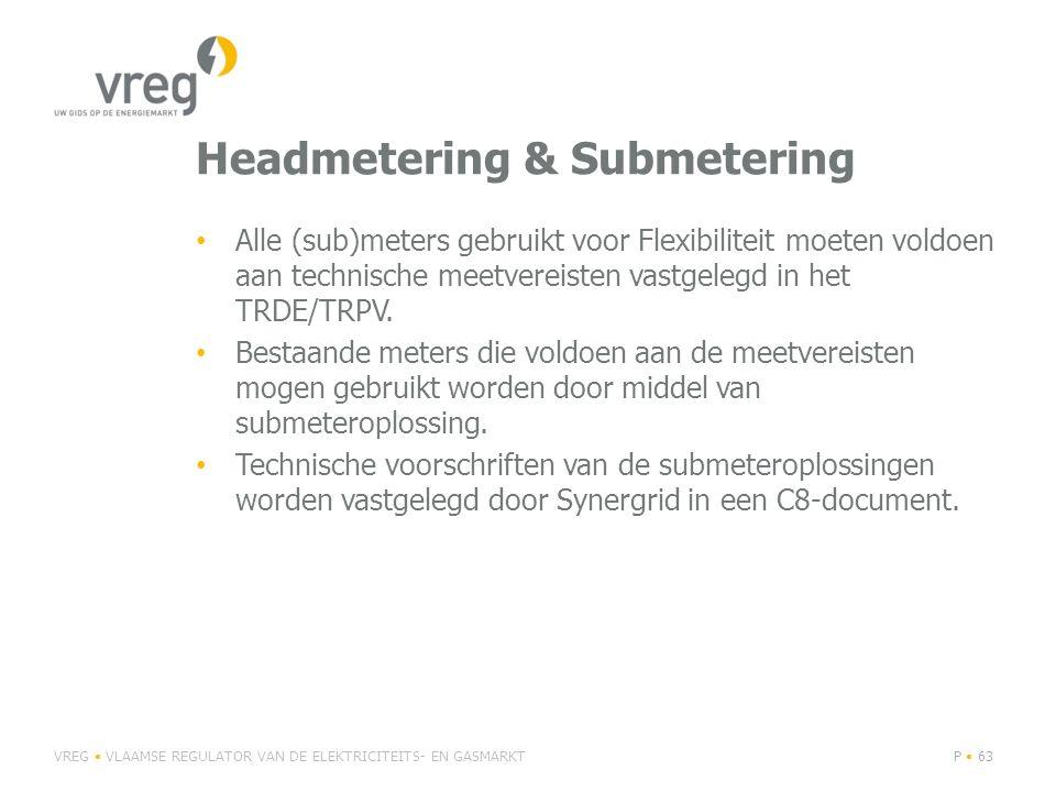 Headmetering & Submetering