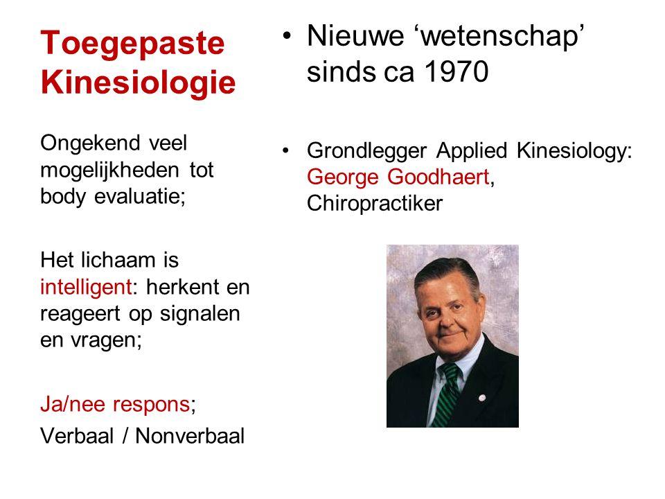Toegepaste Kinesiologie