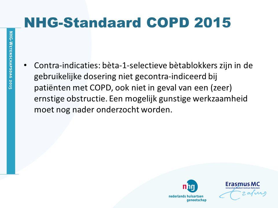 NHG-Standaard COPD 2015