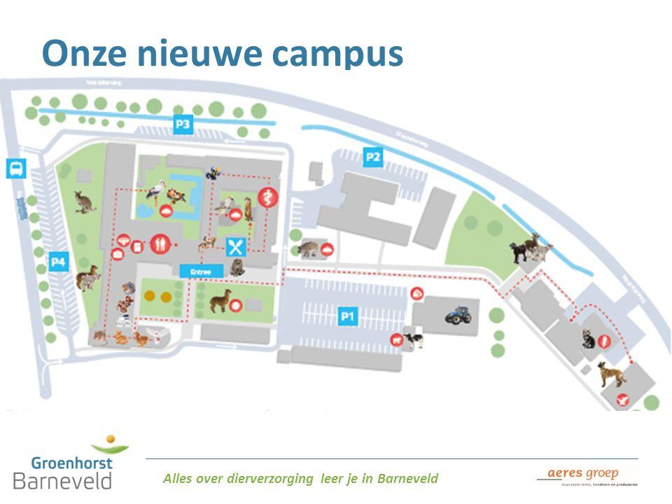 Onze nieuwe campus