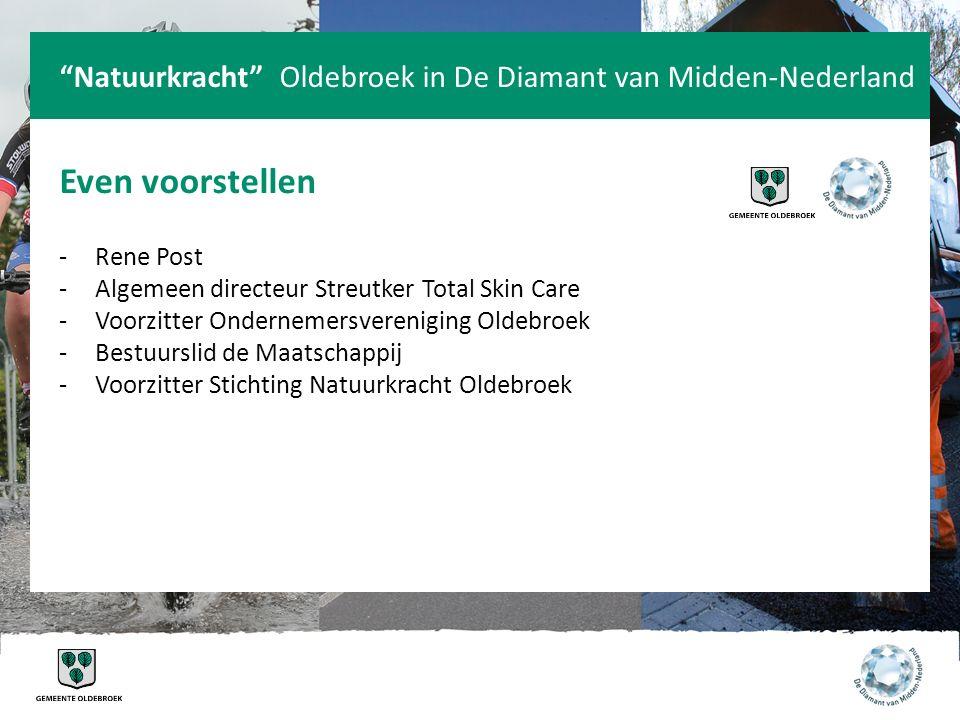 Natuurkracht Oldebroek in De Diamant van Midden-Nederland
