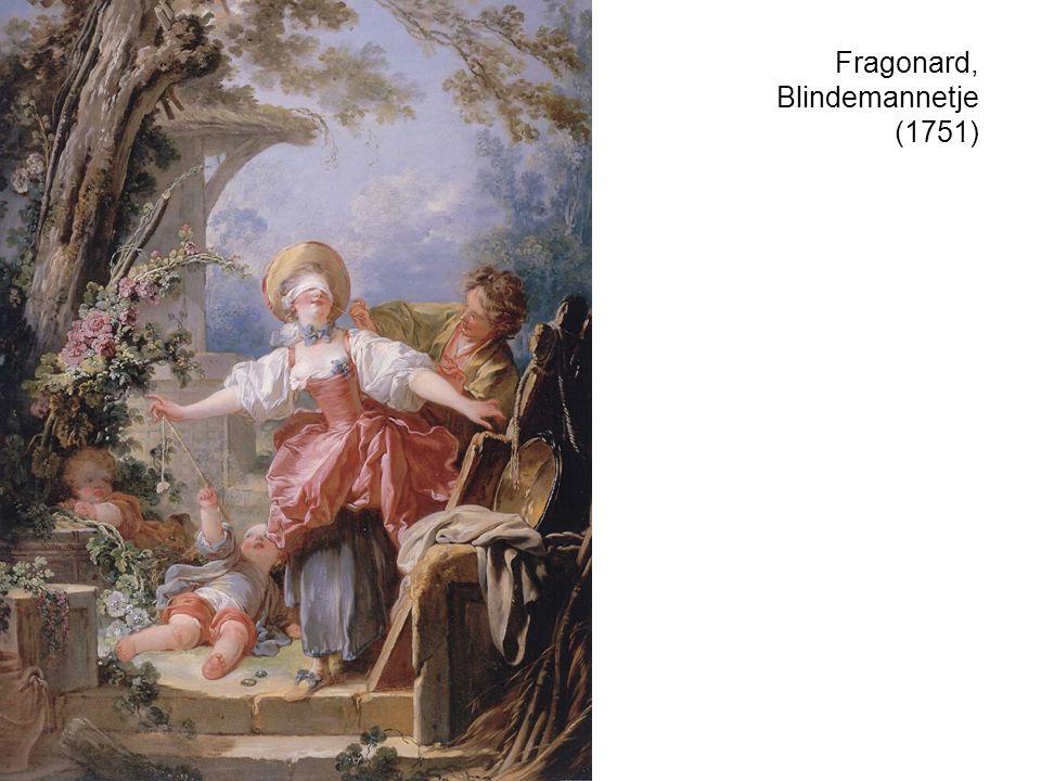 Fragonard, Blindemannetje (1751)