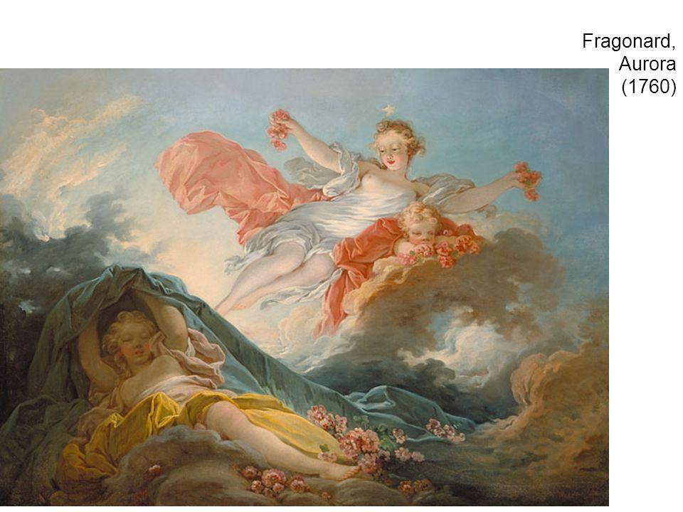 Fragonard, Aurora (1760)