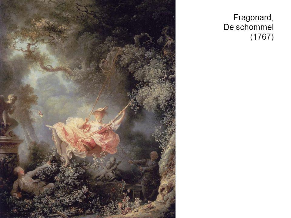 Fragonard, De schommel (1767)