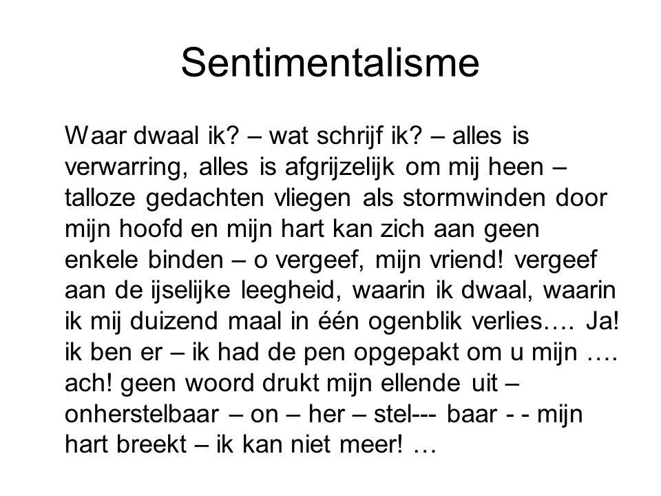 Sentimentalisme