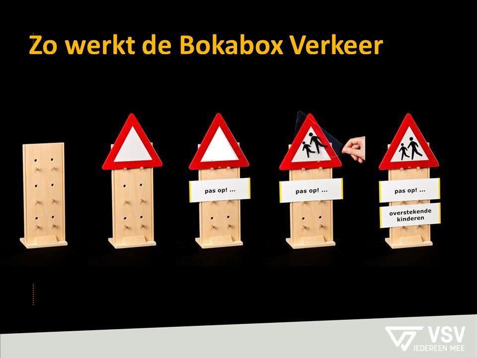 Zo werkt de Bokabox Verkeer