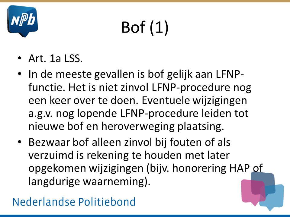 Bof (1) Art. 1a LSS.