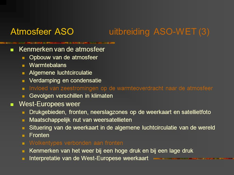 Atmosfeer ASO uitbreiding ASO-WET (3)