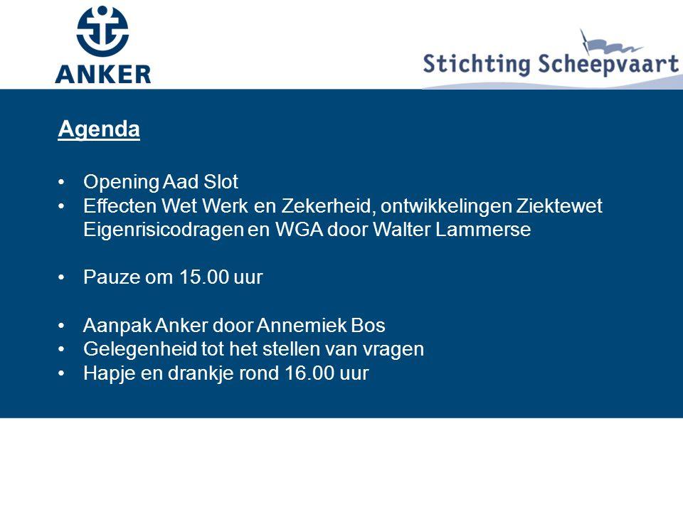Agenda Agenda Opening Aad Slot