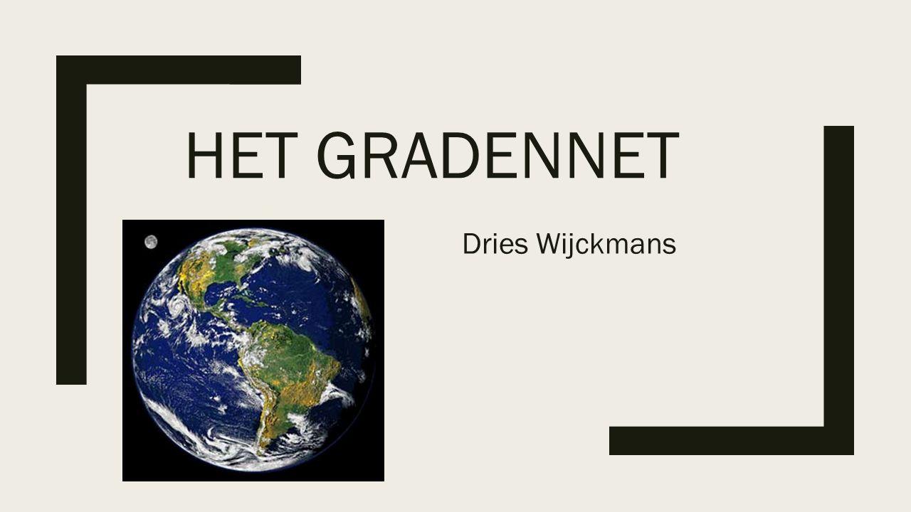 Het gradennet Dries Wijckmans