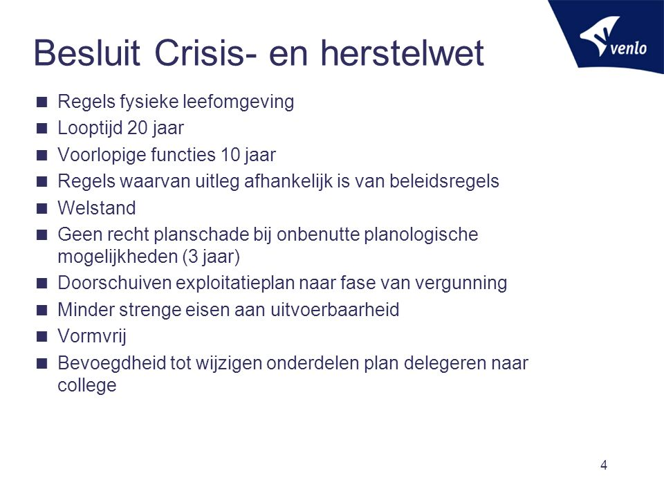 Besluit Crisis- en herstelwet