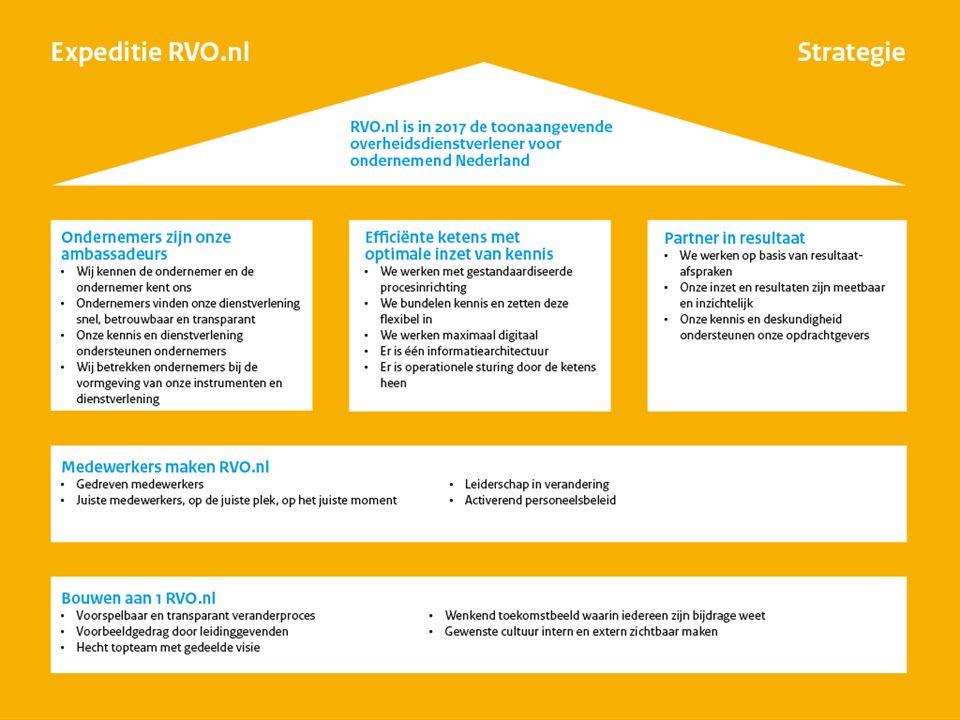 RVO.nl RVO.nl. Hier iets dieper in gesprek gaan over de strategie dan alleen kort de dingen in het huis benoemen.