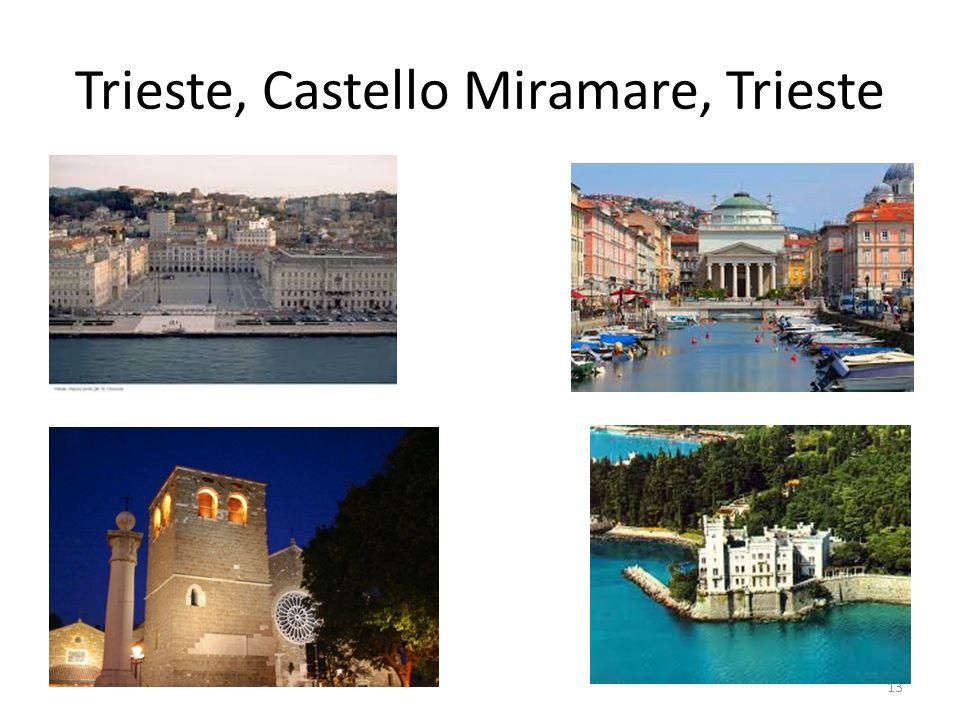 Trieste, Castello Miramare, Trieste