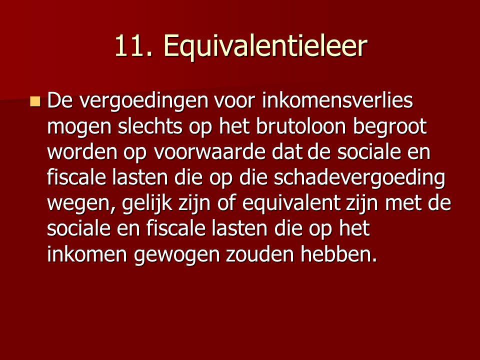 11. Equivalentieleer