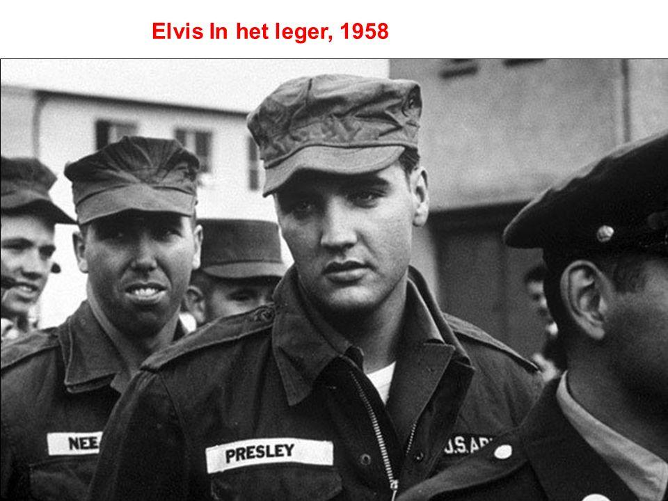 Elvis In het leger, 1958