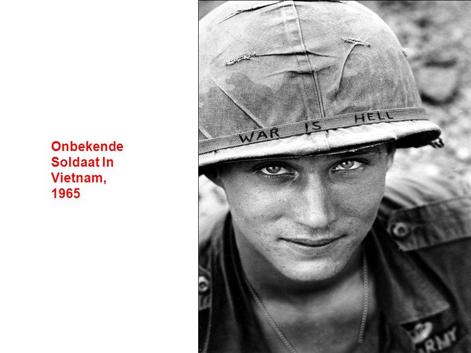 Onbekende Soldaat In Vietnam, 1965