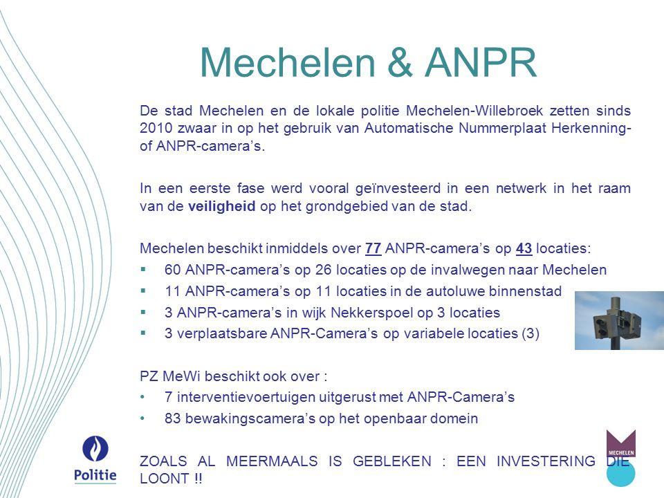 Mechelen & ANPR