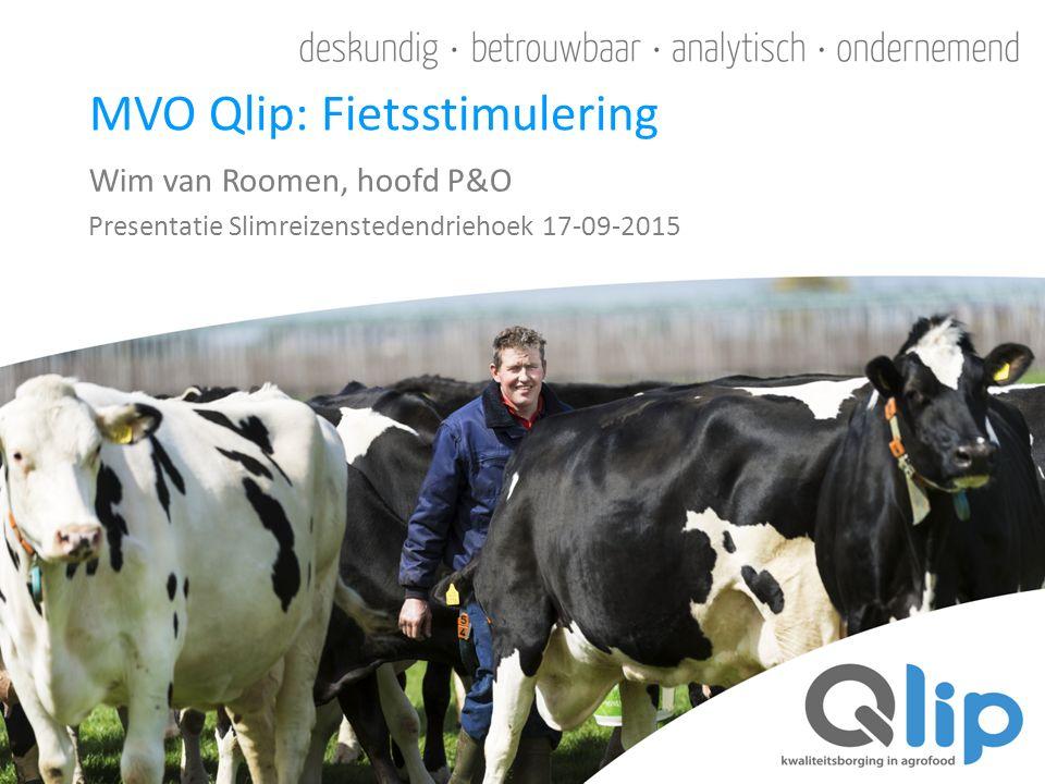 MVO Qlip: Fietsstimulering