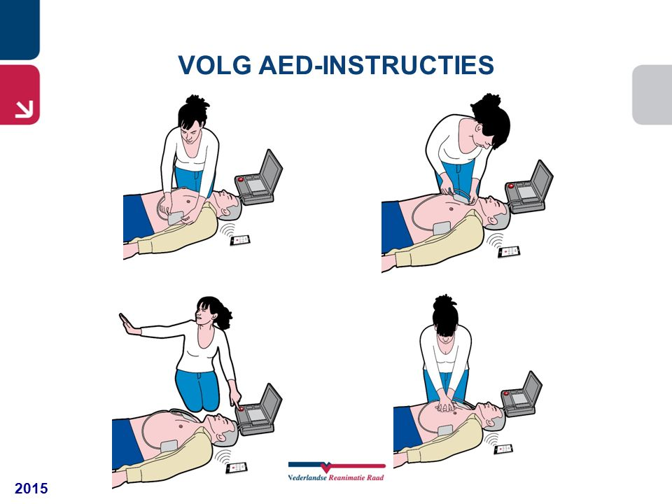 VOLG AED-INSTRUCTIES