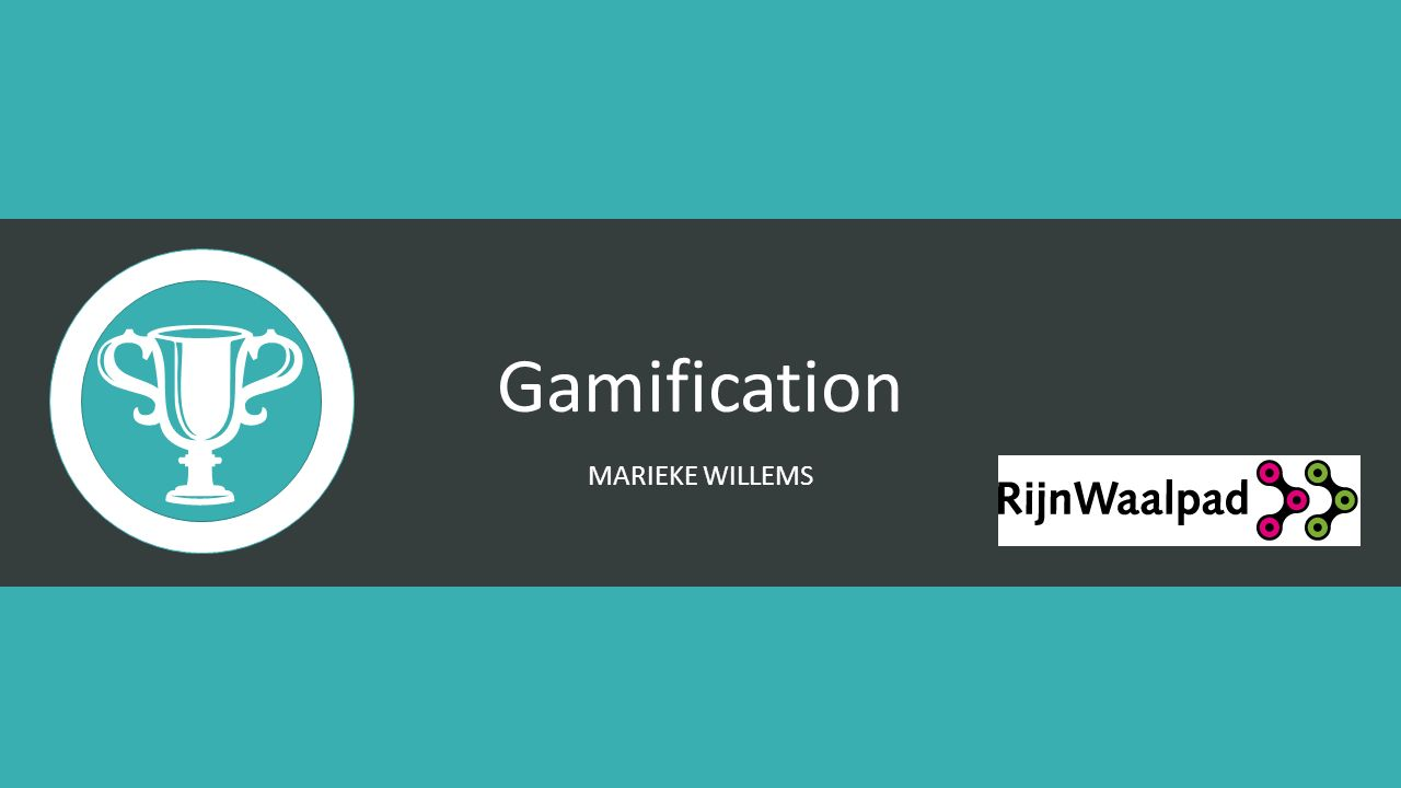  Gamification Marieke Willems