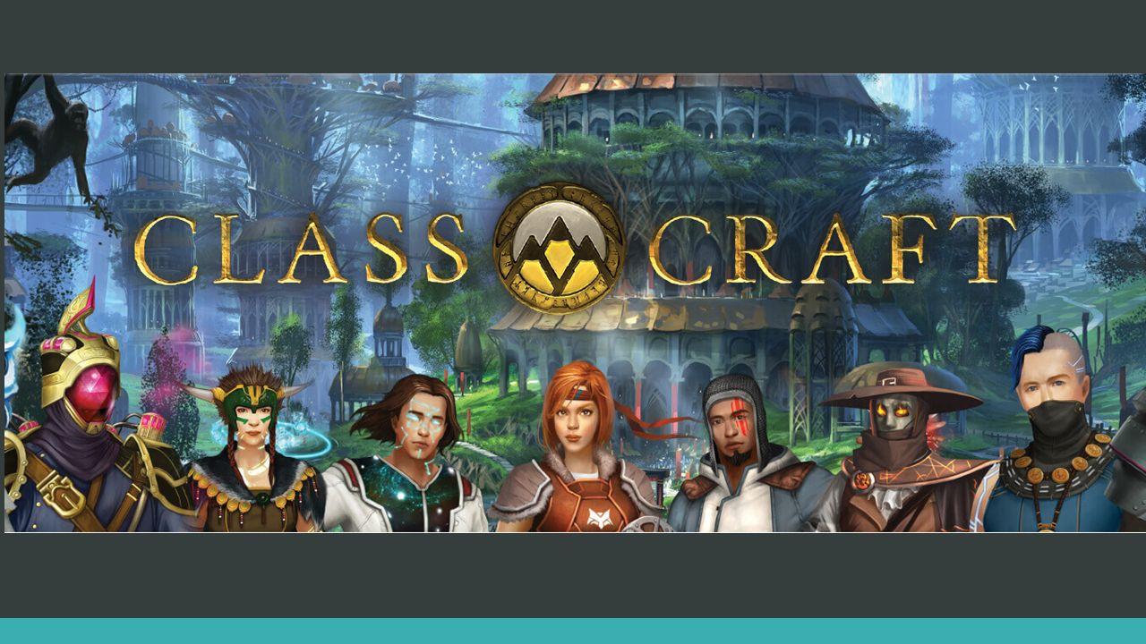 Ik ga jullie nu uitleggen wat classcraft is, en hoe het werkt