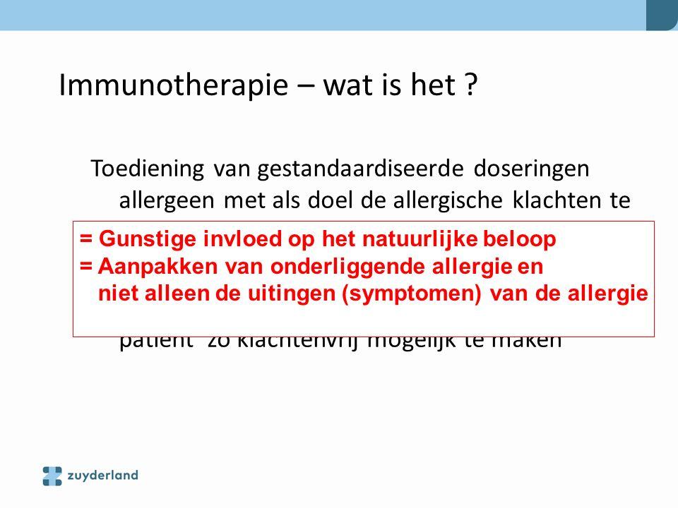 Immunotherapie – wat is het
