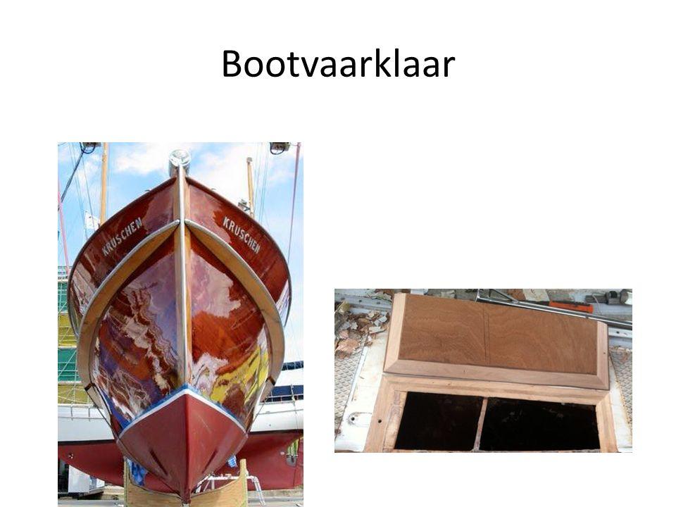 Bootvaarklaar
