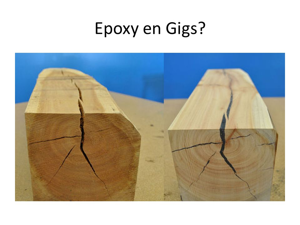 Epoxy en Gigs