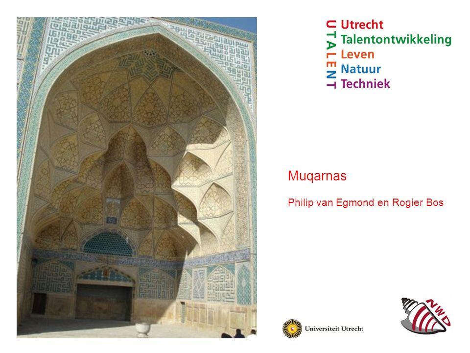 Muqarnas Philip van Egmond en Rogier Bos Philip
