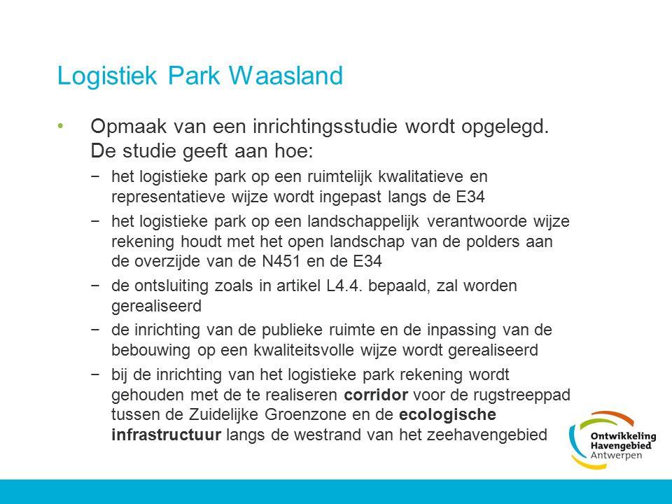 Logistiek Park Waasland