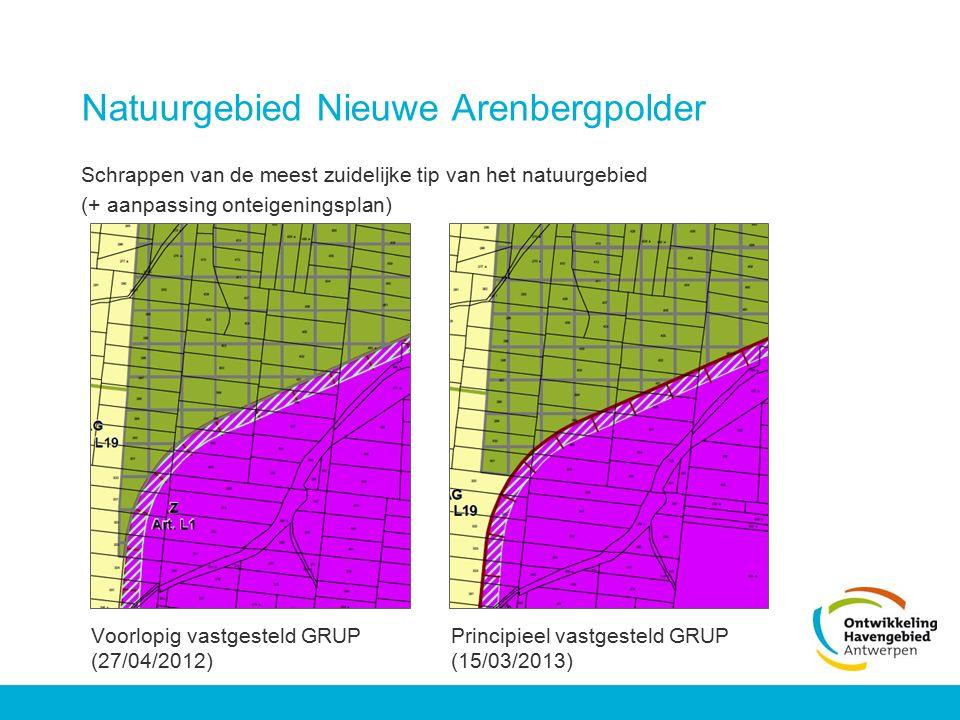 Natuurgebied Nieuwe Arenbergpolder