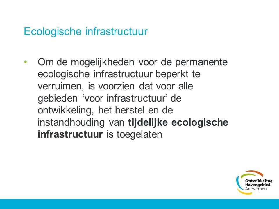 Ecologische infrastructuur