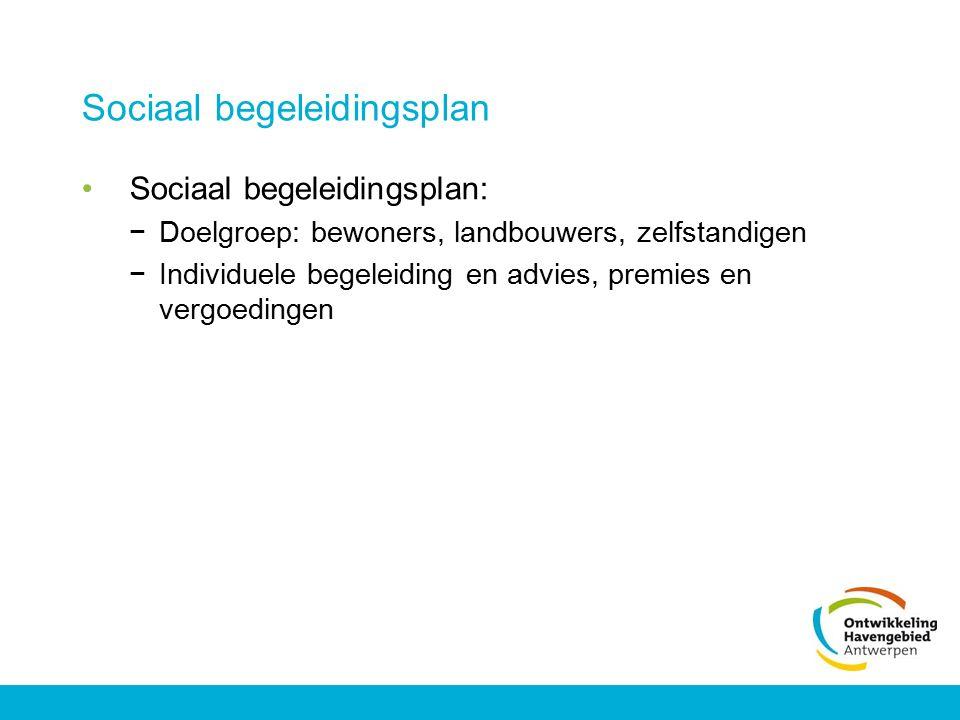 Sociaal begeleidingsplan